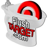 flush-target-logo