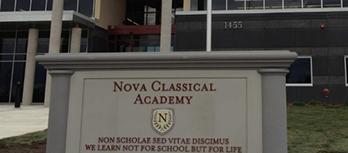 Nova Classical Academy Logo