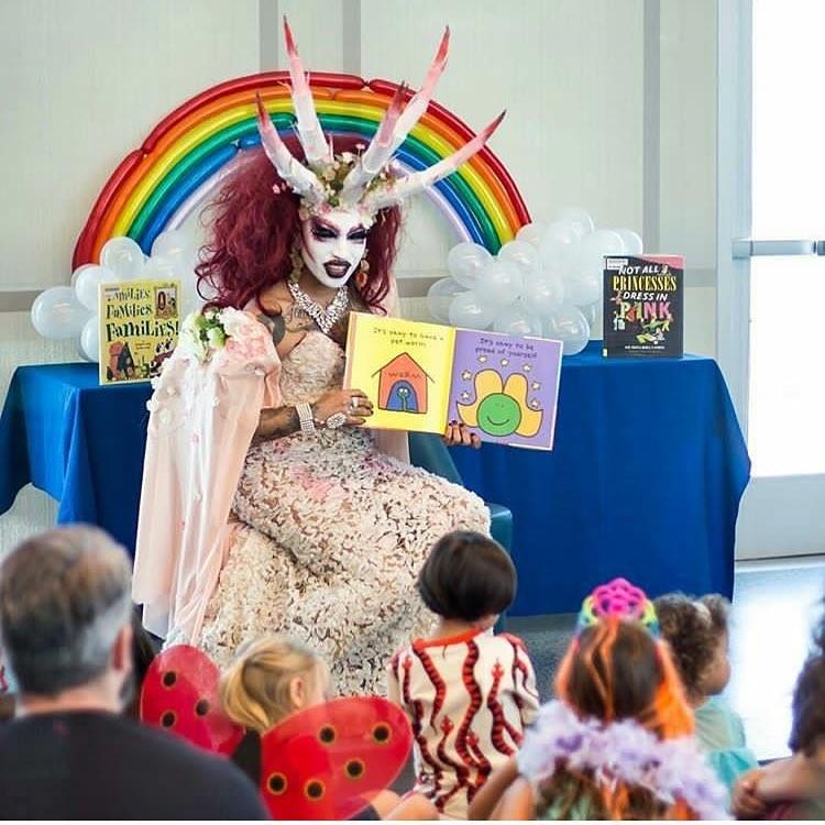 Resultado de imagen para drag queens united states kids